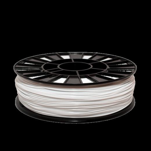 Пруток для 3D печати Miracle (SBS) 750 г Белый 1.75мм