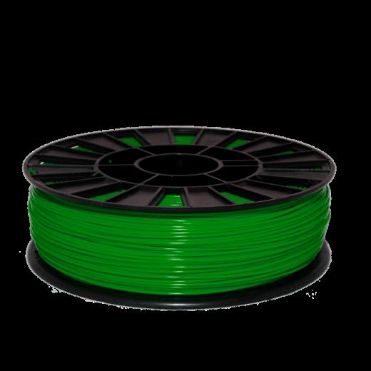 ABS X пластик для 3D принтера 750 г Зеленый 1.75мм