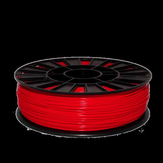 PLA пластик для 3D принтера 750 г Красный 1.75мм