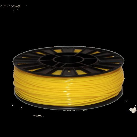 Пруток для 3D печати PETG 750 г Желтый 1.75мм