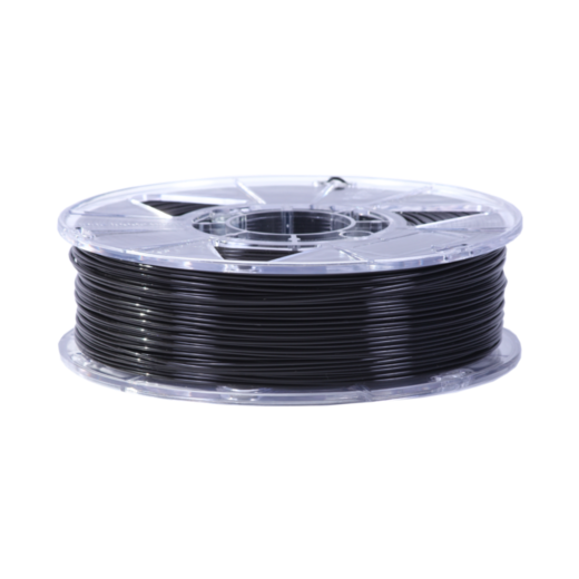 PETG пластик для 3D принтера 1000г Черный–2.85мм.