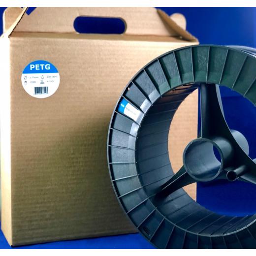 PLA пластик для 3D принтера 2500 г Серый 1.75мм