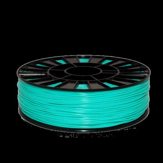 PLA пластик для 3D принтера 750 г Аква–2.85мм