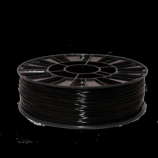 VITRUM  (SBS) пластик для 3D принтера 750 г Черный 1.75мм