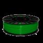 PLA пластик для 3D принтера 750 г Зеленый–2.85мм