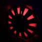 ABS пластик ELEMENT для 3D принтера 500 г Люминесцентный Красный 1.75мм