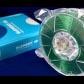 PETG пластик для 3D принтера 1000 г Зеленый прозрачный 1.75мм