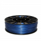 Пруток для 3D печати PLA 750 г Синий металлик–2.85мм