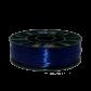SBS пластик для 3D принтера 750 г Синий прозрачный 1.75мм